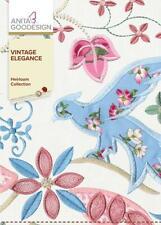Vintage Elegance Anita Goodesign Embroidery Machine Design CD NEW 173AGHD