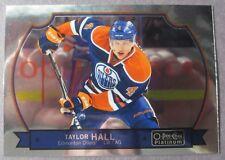 2014-15 O-Pee-Chee Platinum #38 Taylor Hall Edmonton Oilers