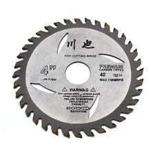 4 Inch 36Teeth Circular Saw Blades Tungsten Steel Alloy Saw Blades