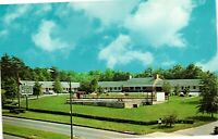 Vintage Postcard - Stone's Motel Aerial View King St. Alexandria Virginia #4661