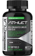 Athlet Myo-Pure CLA 2000 mg 90 Softgels - Conjugated Linoleic Acid