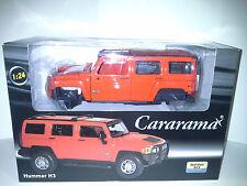 HUMMER H3 MODEL KIT 1:24 CARARAMA. NEW IN BOX.