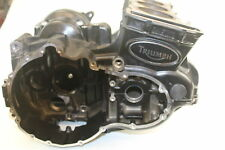 2001 triumph speed triple OEM ENGINE MOTOR CRANKCASE CRANK CASES BLOCK