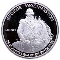 1982-S Washington Half Dollar Proof