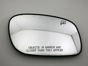 2003-2011  Lincoln Town Car OEM Passenger Right Side Heated Door Mirror Glass.
