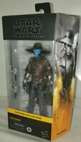 Star Wars The Black Series Cad Bane Bounty hunter from the Clone Wars. Fast ship