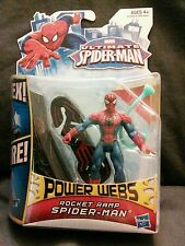 Marvel Ultimate Spider-Man Action Figure Power Webs Rocket Ramp