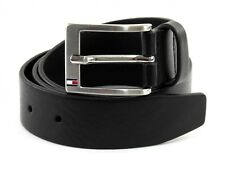 TOMMY HILFIGER Ceinture New Aly Belt W100 Black