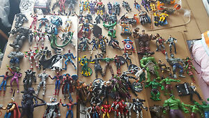 "MARVEL LEGENDS & DC CLASSICS 6"" FIGURE  CHOOSE FROM ALL THE SERIES RARE BAF"