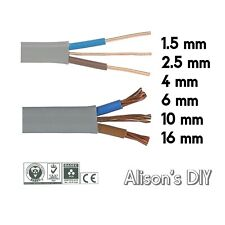 Twin and Earth | 3 Core and Earth | Quality Electrical Cable Wire 6243Y 6242Y