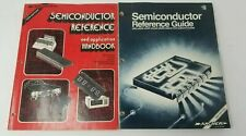 1984 and1978 Archer Semiconductor Reference Guide Cat No. 276-4007