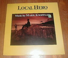 "MARK KNOPFLER Orig 1983 ""Local Hero"" LP w Going Home SEALED NM"