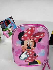 Fast Forward Delux Lunch Bag Minnie Mouse