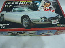 JAMES BOND TOYOTA 2000 GT 007 DOYUSHA 1/20 HARD TO FIND MINT CONDITION