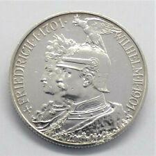 2 Mark (200 Jahre Königreich Preußen), Silber, 1901, Deutschland (09_69)*