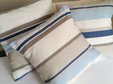 Nautical Striped Decorative Cushions
