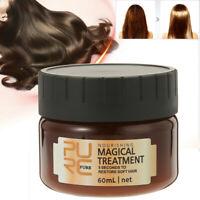 Crème Masque Nourrissant Soin des Cheveux Traitement Réparation Après