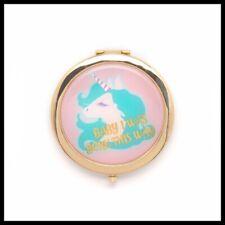 Born This Way Unicorn Compact | Girls | Gift | Makeup Mirror | Purse