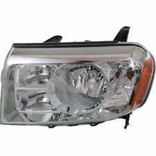 New Headlight (Driver Side) for Honda Pilot 2009 to 2011