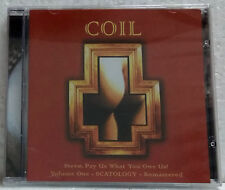 Scatology [IMPORT] by Coil (Apr-2001, World Serp)