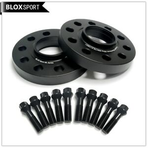 2X20mm 5x110 hubcentric Wheel Spacers CB65.1 for Saab 9-3 1998-2012 with bolts
