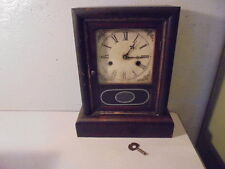 Antique Gilbert Cottage Clock Works