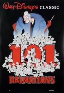 101 Dalmatiner (Einzel Seiten) Plakat