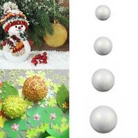 3cm Round Styrofoam Balls Polystyrene Sphere White Art Craft LOT Foam L2C4