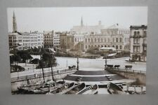 neue AK HAMBURG - Börse und Treppen an der Alsterschleuse - Motiv von 1862