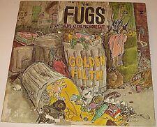 RARE VINTAGE VINYL THE FUGS GOLDEN FILTH GARAGE ROCK LP RECORD REPRISE RS 6396 N