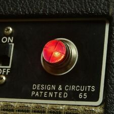 Guitar amplifier Jewel Lamp Indicator lamp jewel.  Model RC 01.  For pilot light