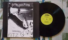 Fitz Gore LP Soundmusication 1980 VG+/M-