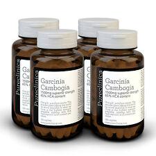 Garcinia Cambogia 1500mg Tabletas 65% HCA - 12 meses de suministro, 720 De Quemar Grasa Pastillas