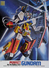 GUNDAM MSV PERFECT GUNDAM RX-78 1/144 MODEL KIT BANDAI