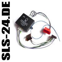 Dietz 17009 Aktivsystem Radioadapter Radio KFZ Adapter Audi A8 TT VW Golf 4x50