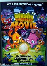 Cinema Poster: MOSHI MONSTERS THE MOVIE 2013 (Main One Sheet) Tom Clarke Hill