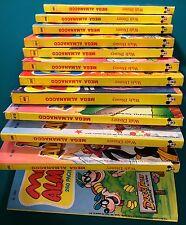 Lotto n. 24 pubblicazioni Disney (anni 1982-91), come descritto...
