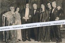 Richard Strauß in Venedig - Frau ohne Schatten  - um 1935 - RAR - R 6-7