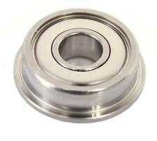 SF688ZZ 8x16x5mm Stainless Steel Ball Bearing, Flanged