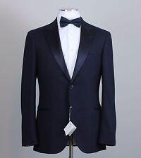 New Brunello Cucinelli Blue Peak Lapel Tuxedo Size 40 (50 EU) NWT