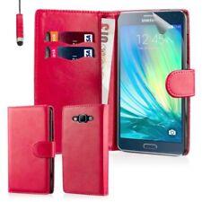 Custodie portafoglio rosso Per Samsung Galaxy S per cellulari e palmari