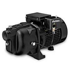 Flotec FP4150 - 21 GPM 1 HP Cast Iron Shallow Well Jet Pump