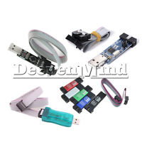 USBASP ISP AVR Programmer Adapter Protection Case ATMEGA8 ATMEGA128