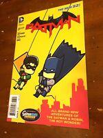 BATMAN #27 (2014) DC NEW 52 Scribblenauts variant Capullo/ Snyder #1 cover swipe