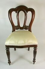 Wood Doll Formal Dining Room or Side Chair