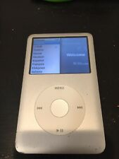Apple iPod classic 6th Generation Silver (80 GB) AC227