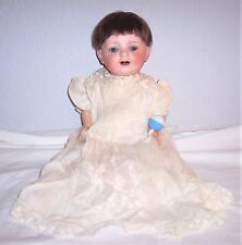 """Antique 1915 MB Japan 4 Morimura Bros Bisque Composition Character Baby Doll 13"""""""