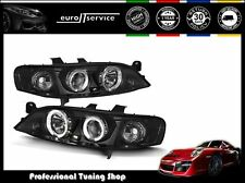 FARI ANTERIORI HEADLIGHTS LPOP23 OPEL VECTRA B 1999 2000 2001 2002 ANGEL EYES