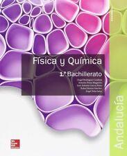 (AND).(16).FISICA QUIMICA 1ºBACH.*ANDALUCIA*. ENVÍO URGENTE (ESPAÑA)
