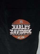Harley-Davidson Battlefield Gettysburg Pa Pocket Shirt Size Medium #3F